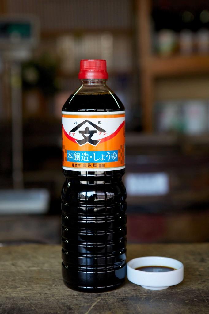 農林水産大臣賞2年連続受賞した山形屋商店の本醸造特選醤油