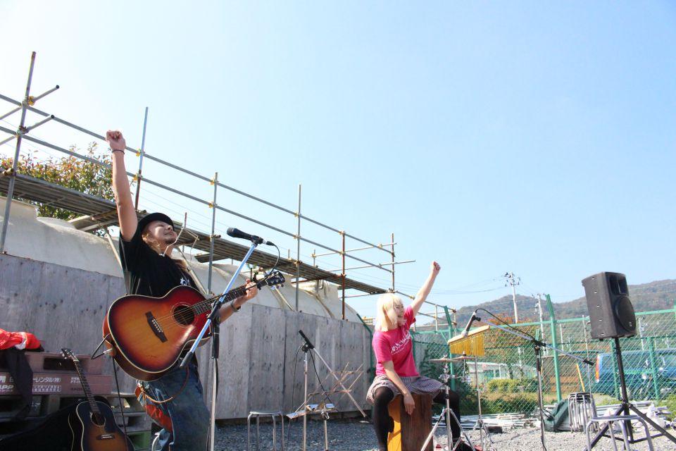 「なみえ復興祭 2014 秋」レポート。チームしめちこちゃん