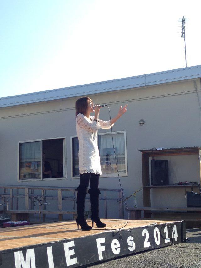 「なみえ復興祭 2014 秋」レポート。会津若松出身の越尾さくらさん