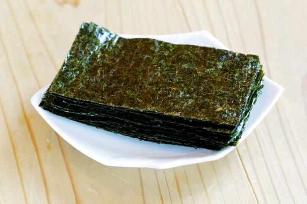 しじみ醤油味付け海苔