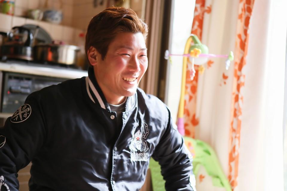 福島県の沿岸地域・相馬市にある大野村農園の代表・菊地将兵さん