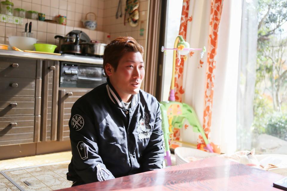 福島県相馬市にある大野村農園の代表・菊地将兵さん